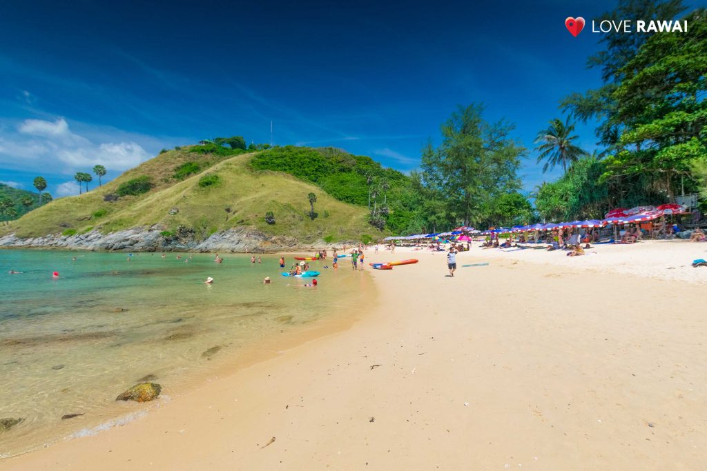 ya nui, beach of phuket island