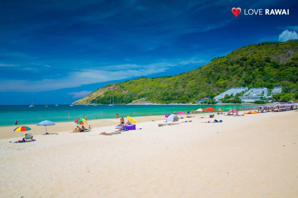 beaches of rawai