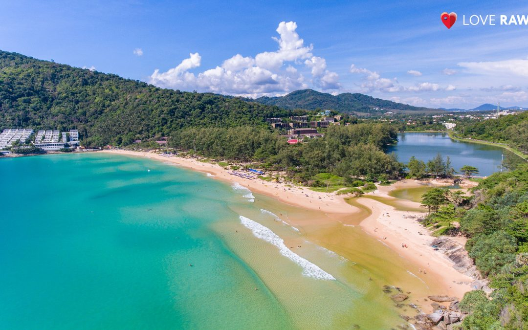 Beaches of Rawai: Top 3