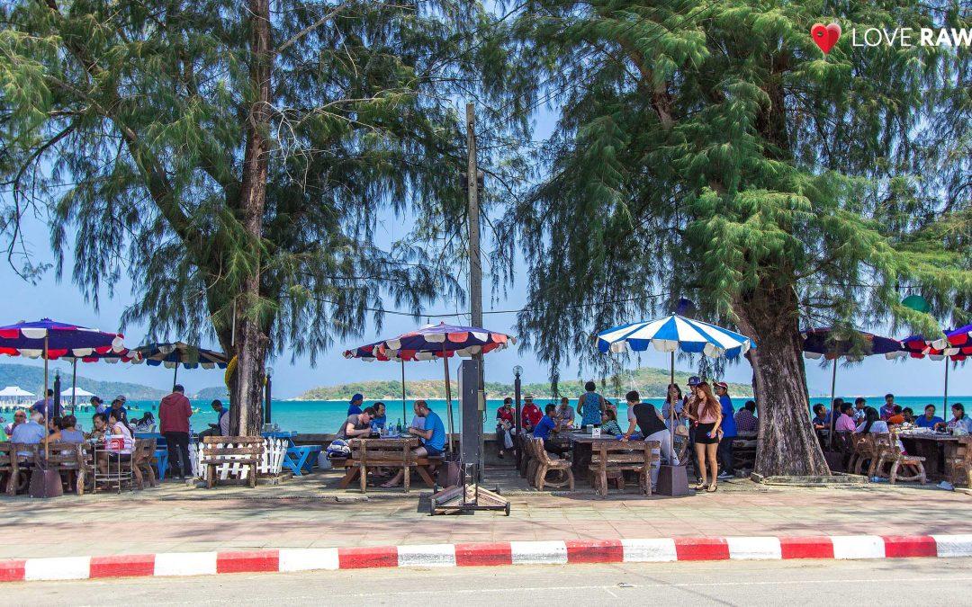 Раваи на Пхукете — набережная и знаменитый рынок морепродуктов