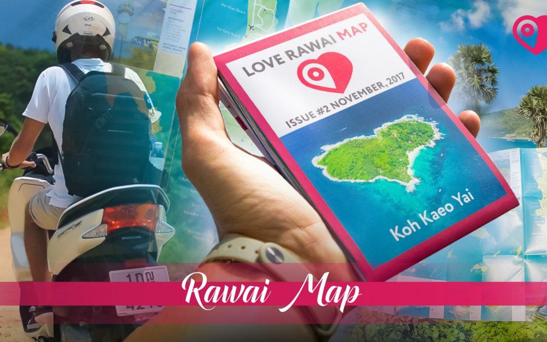 Rawai Map – get to know Rawai closer