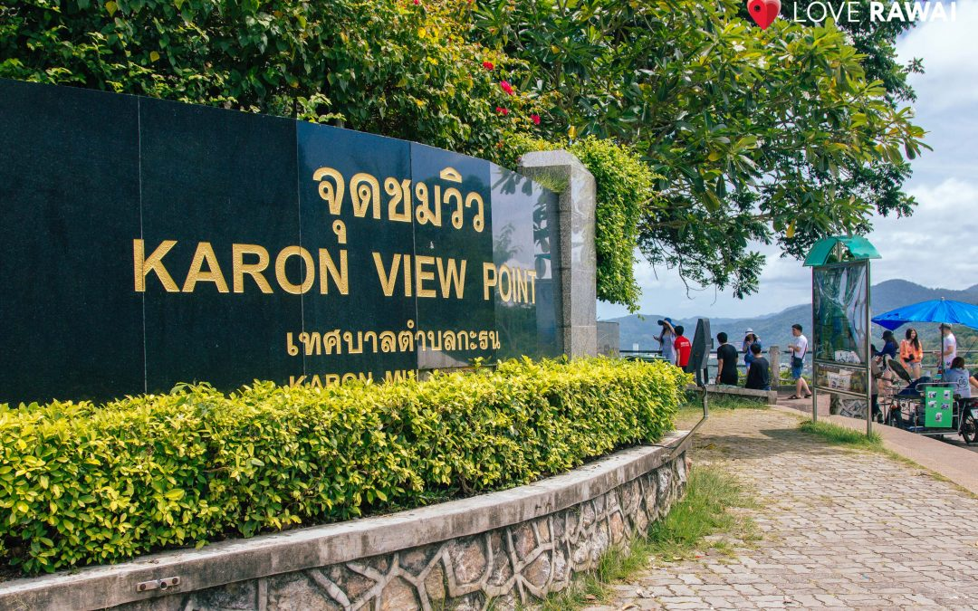 Karon Viewpoint, Rawai, Phuket — must visit place on the island