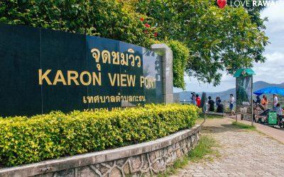 Karon Viewpoint, Rawai, Phuket — must visit place on the island