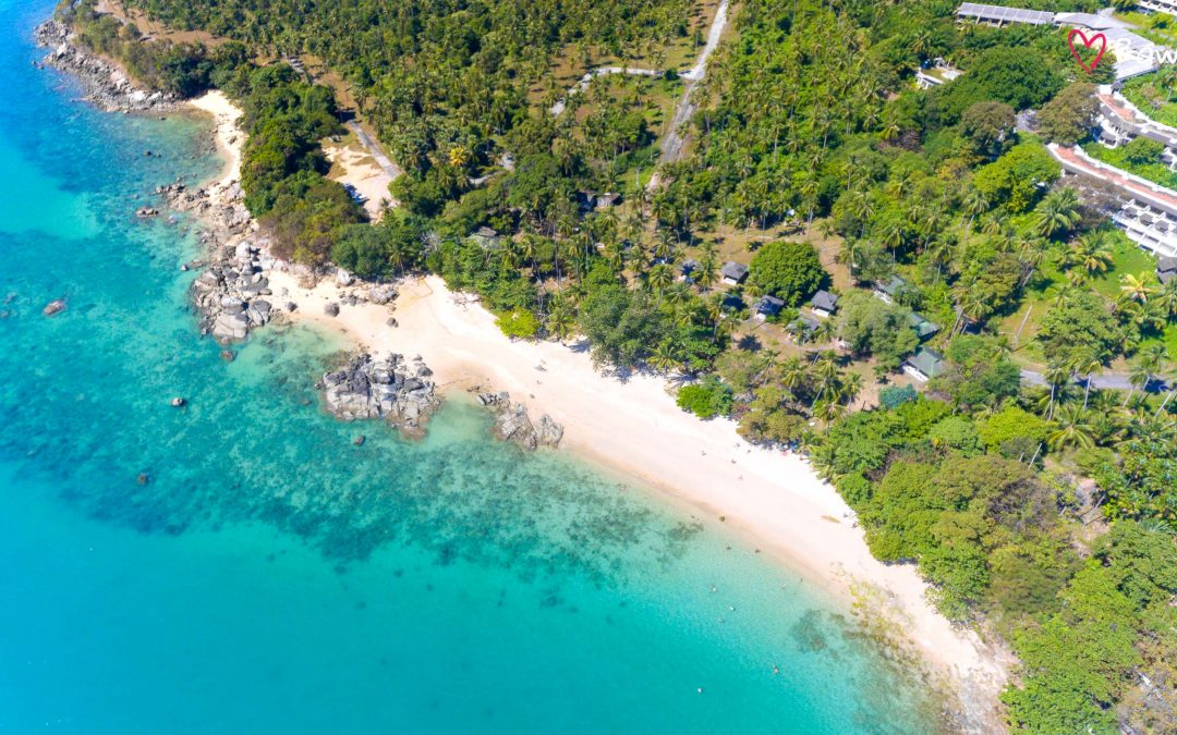 Laem Ka beach – the perfect place in a low season