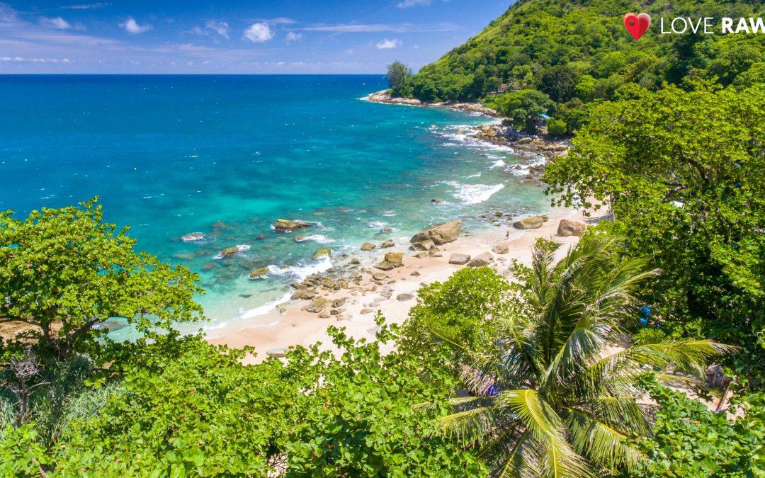Ao Sane beach, Rawai, Phuket