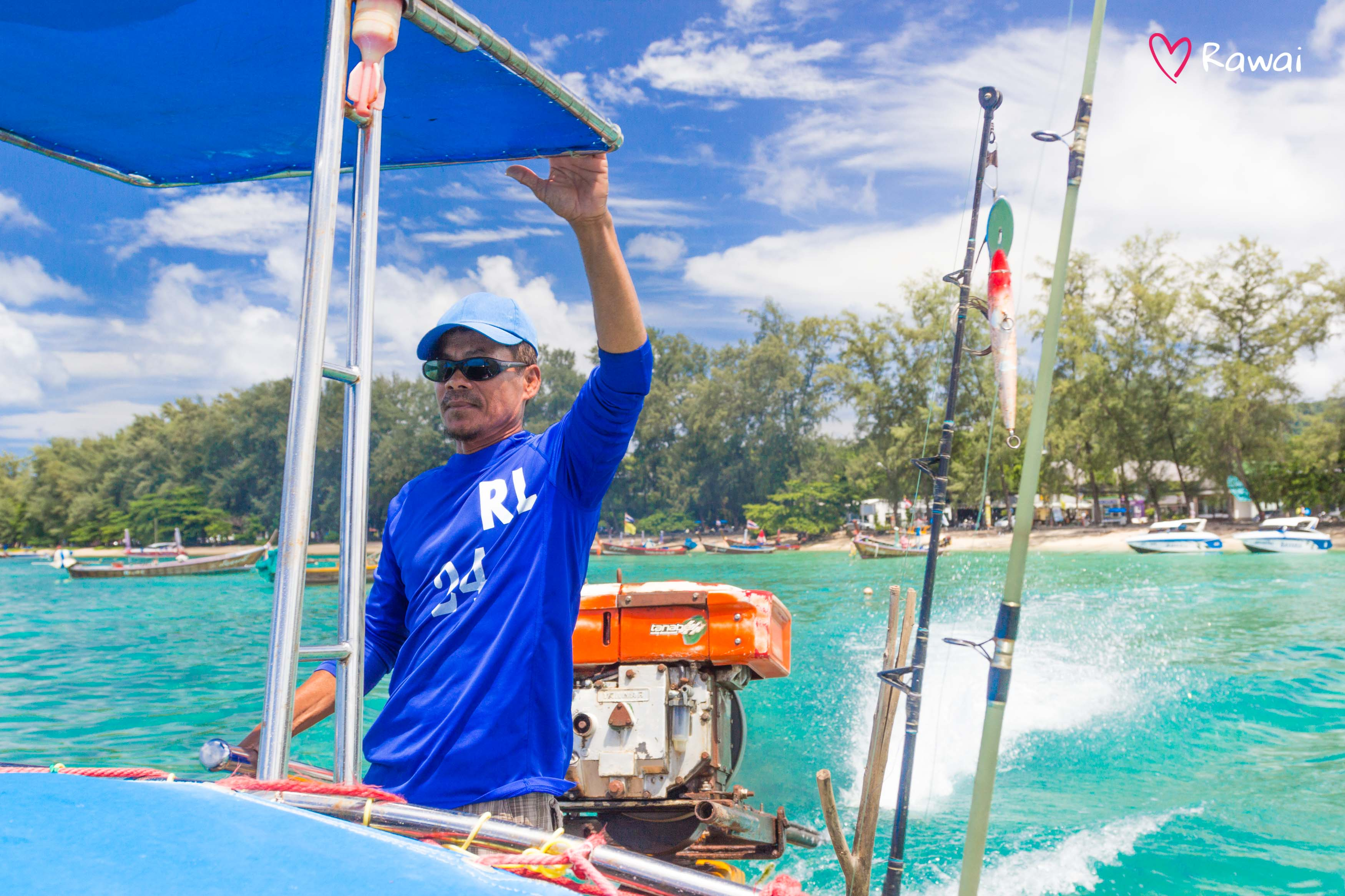 boat service rawai
