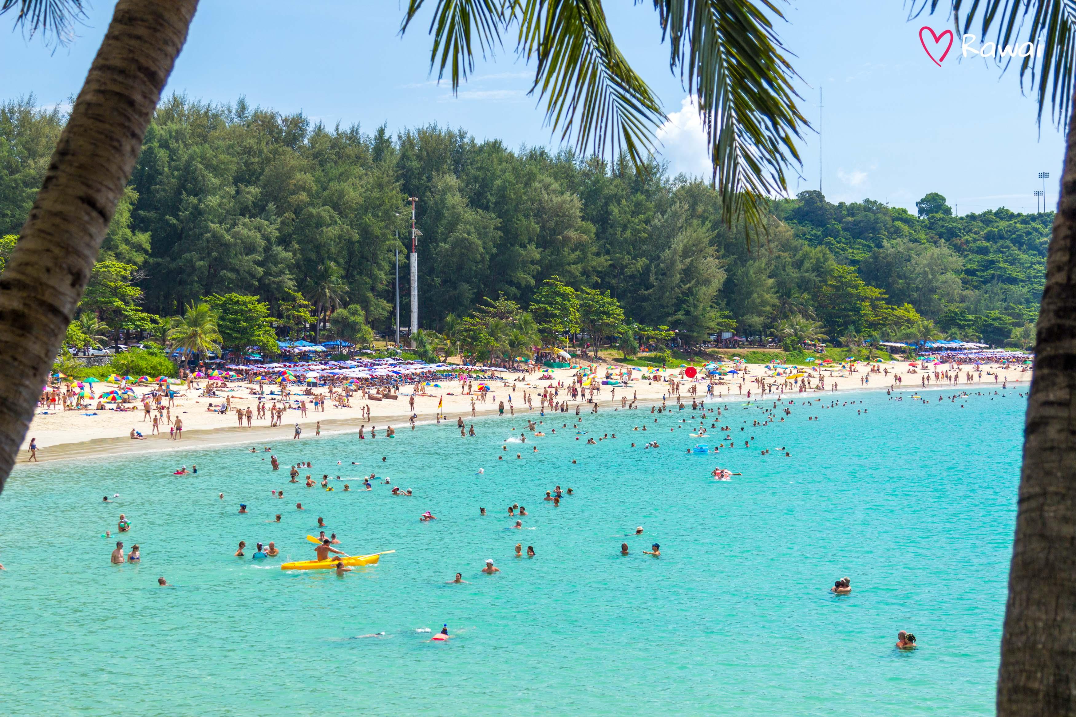 best beach in Phuket