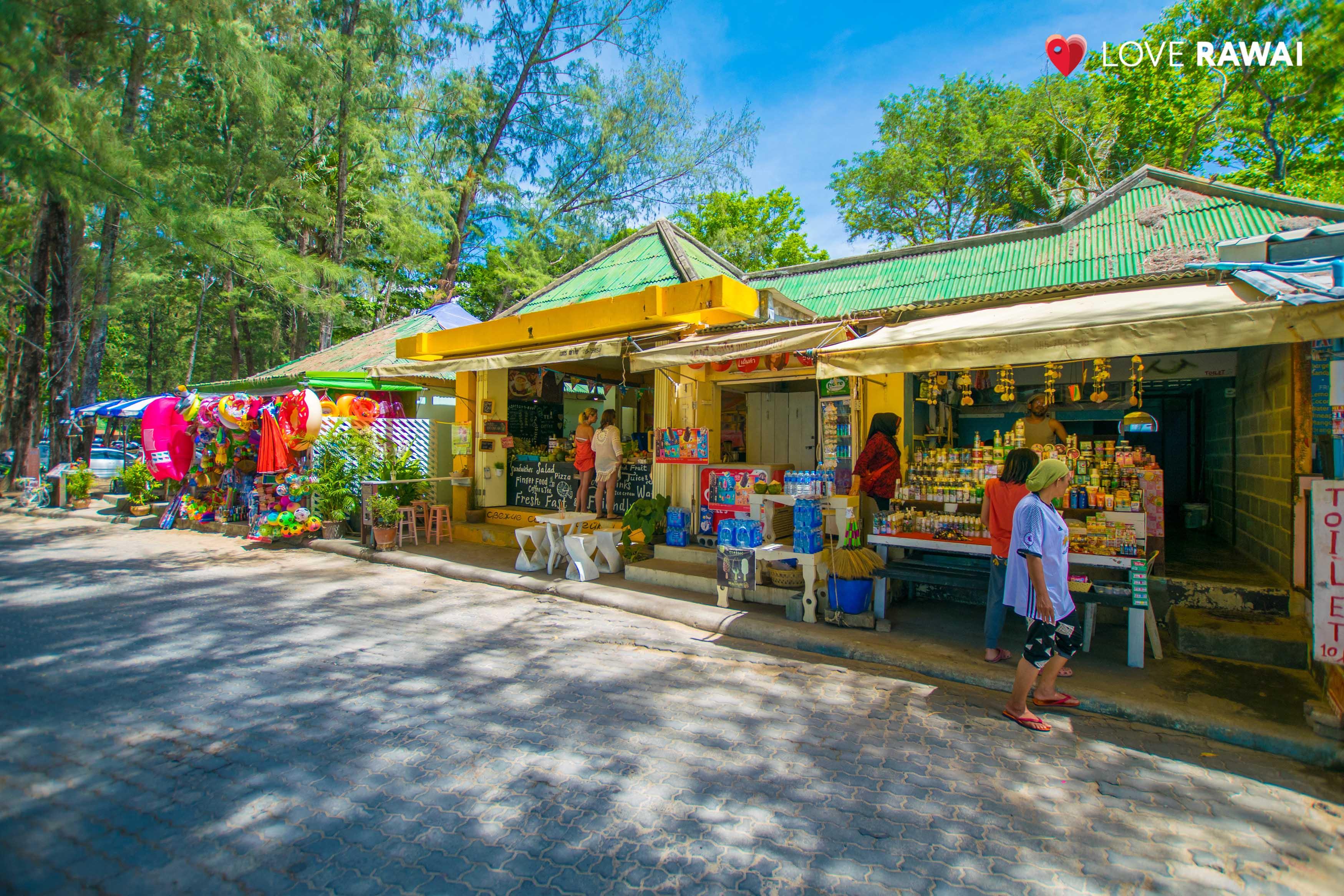 restaurants on Nai Harn