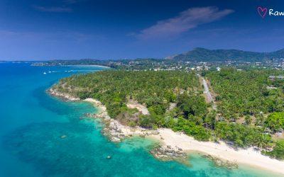3 Little known beaches in Rawai