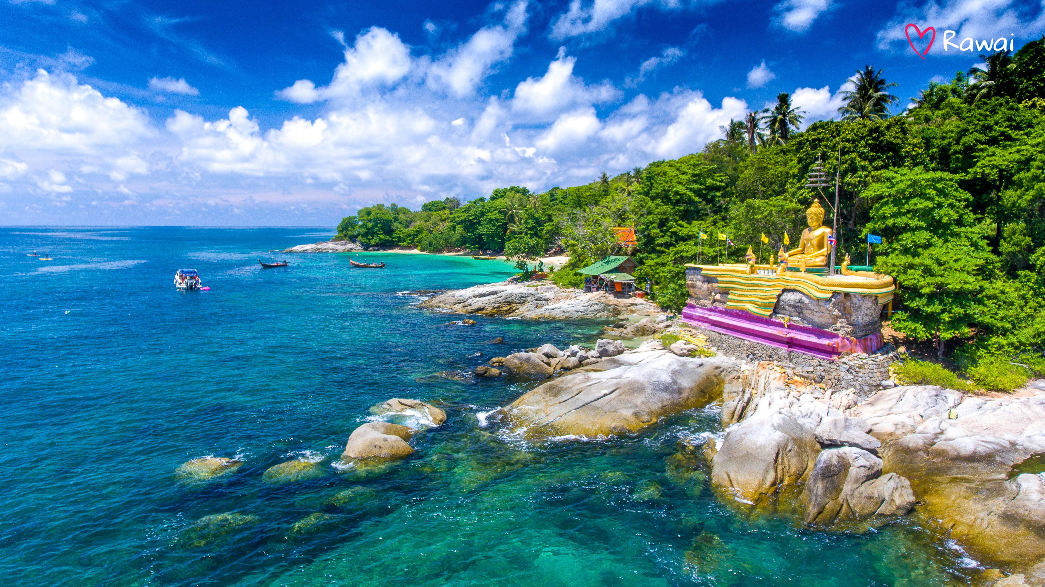 остров золотого будды