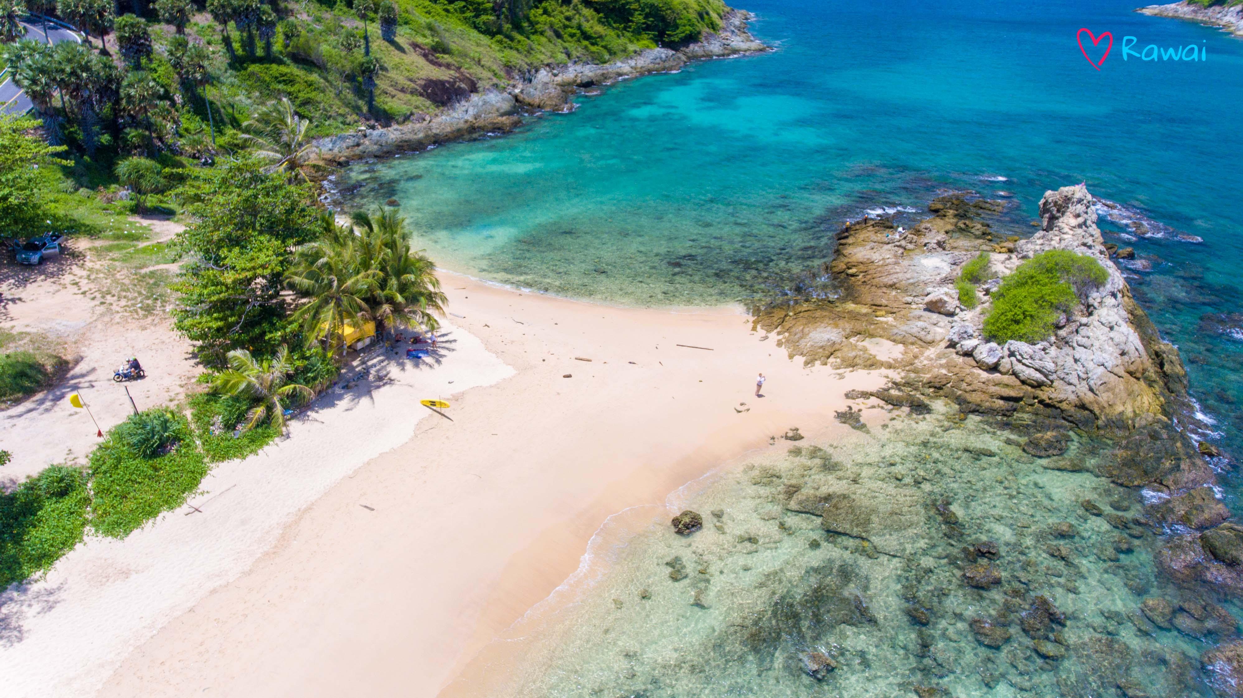yanui beach rawai