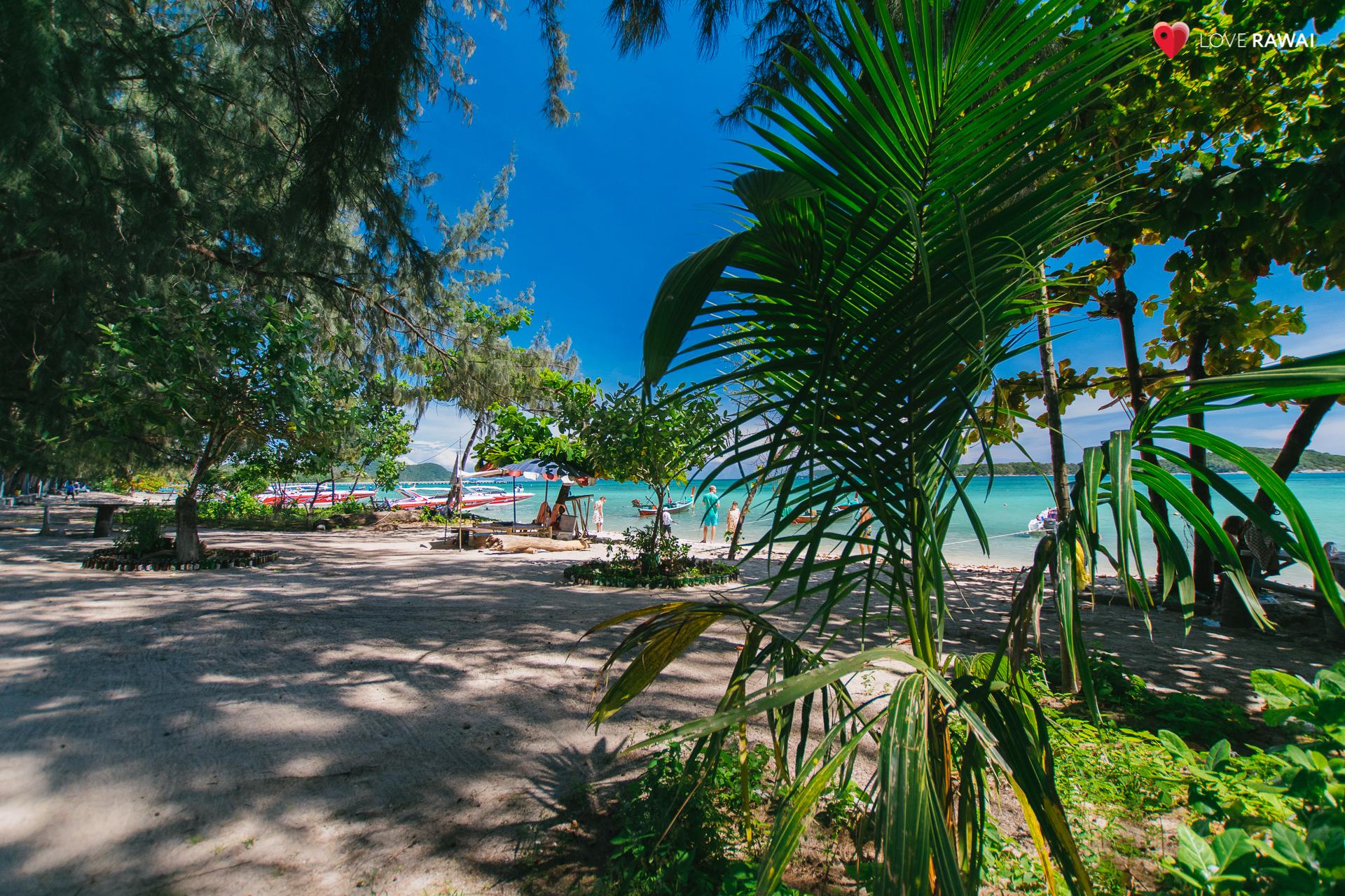 rawai beachfront