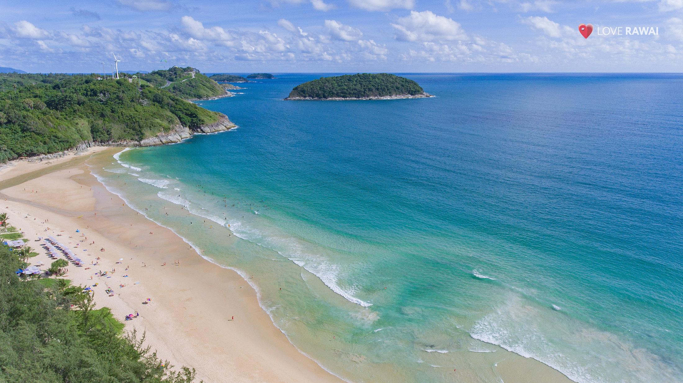 nai harn beach rawai