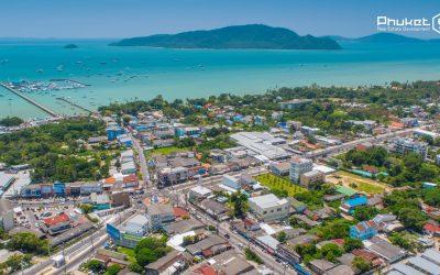 Phuket Infrastructure: renewed road in Rawai district