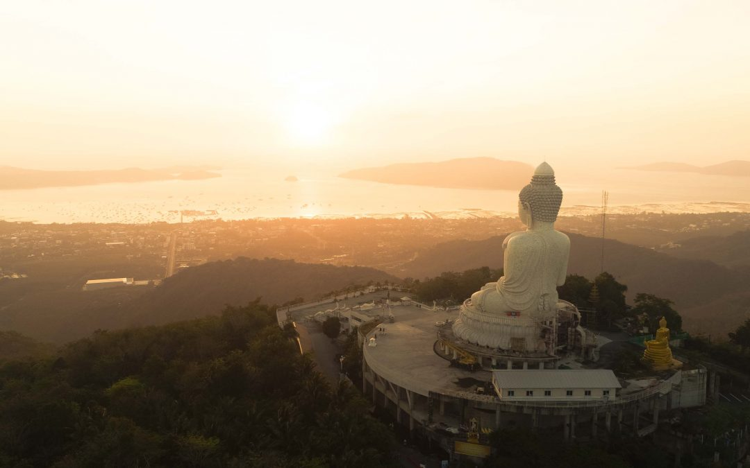 Big Buddha Phuket — the main attraction of the island