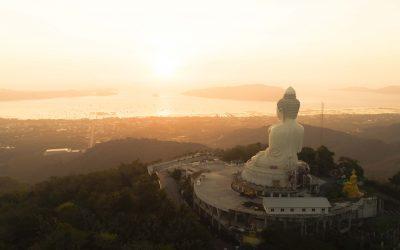 Big Buddha Phuket — the main attraction of the island